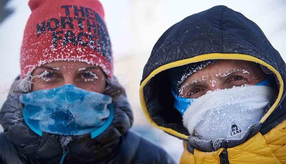 Pobeda: escalando la montaña más fría de la tierra
