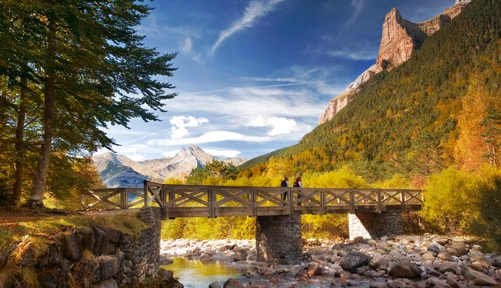 5 Parques Nacionales en otoño