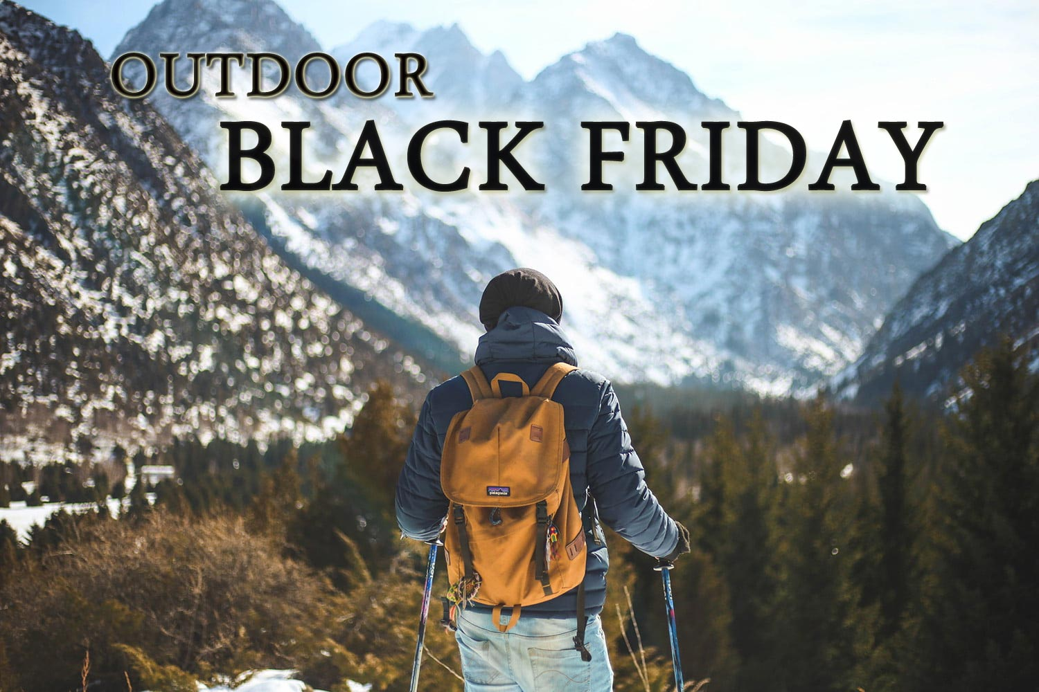 7 ofertones outdoor del Black Friday