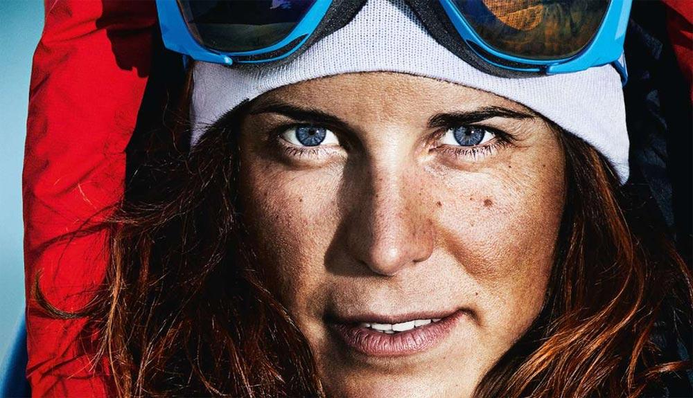 """Tamara Lunger: """"El K2 invernal podría ser mi próxima expedición"""""""