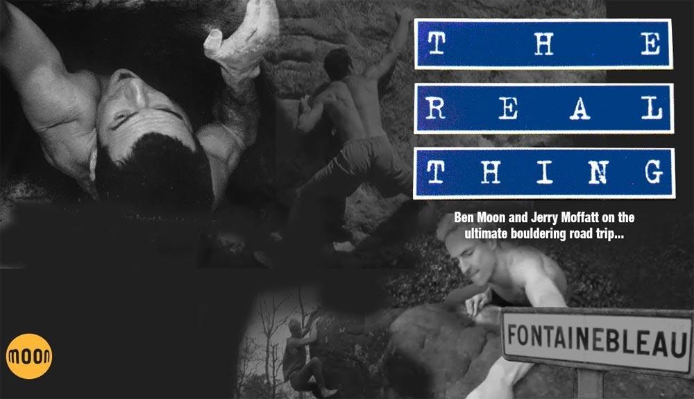 """The Real Thing"", la película original del búlder"