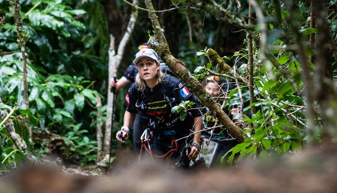 Una carrera por la supervivencia en Isla Reunión