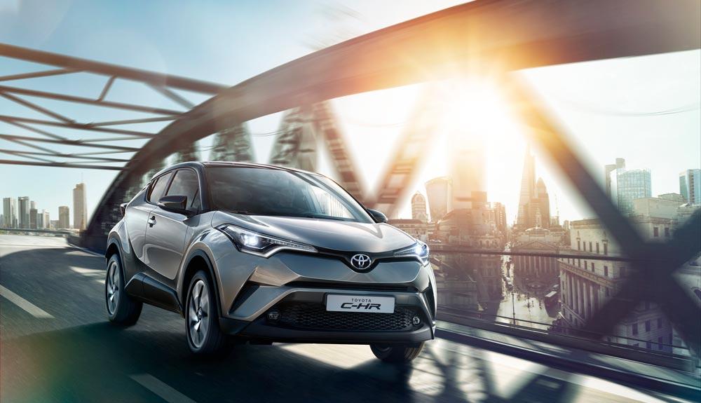 Toyota, líder en vehículos alternativos