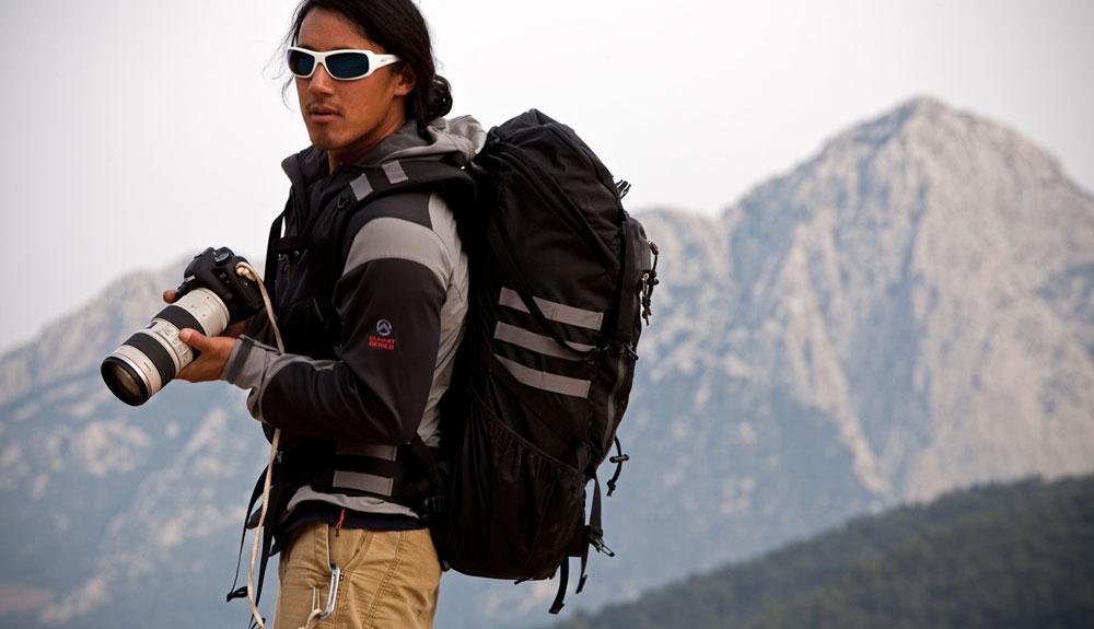 Cómo ser fotógrafo de aventura