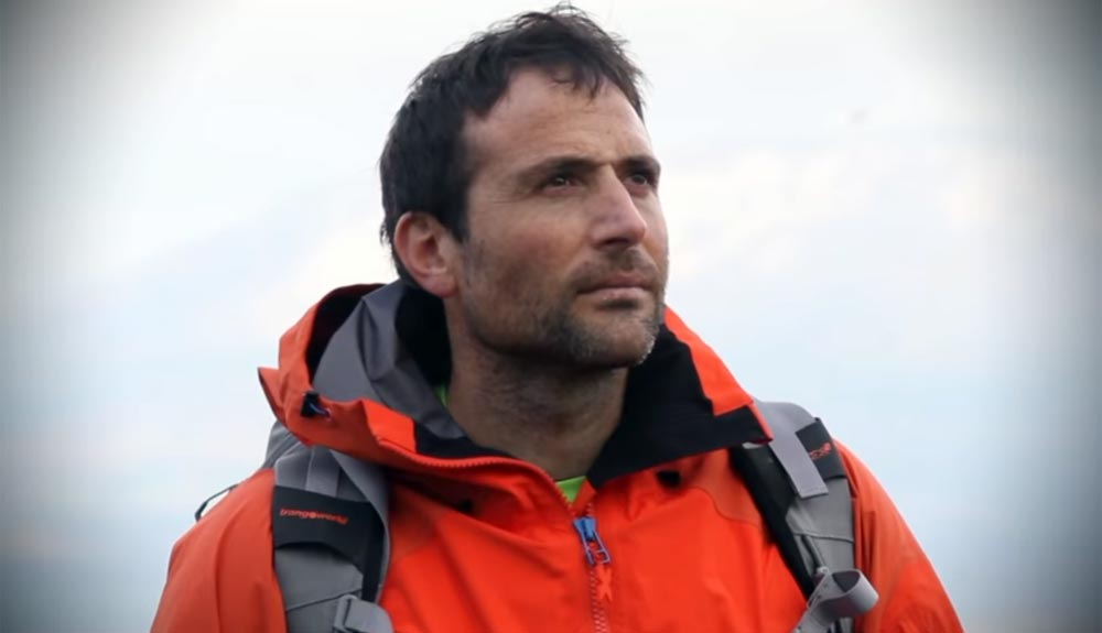 Así se prepara Alex Txikon para el K2 invernal
