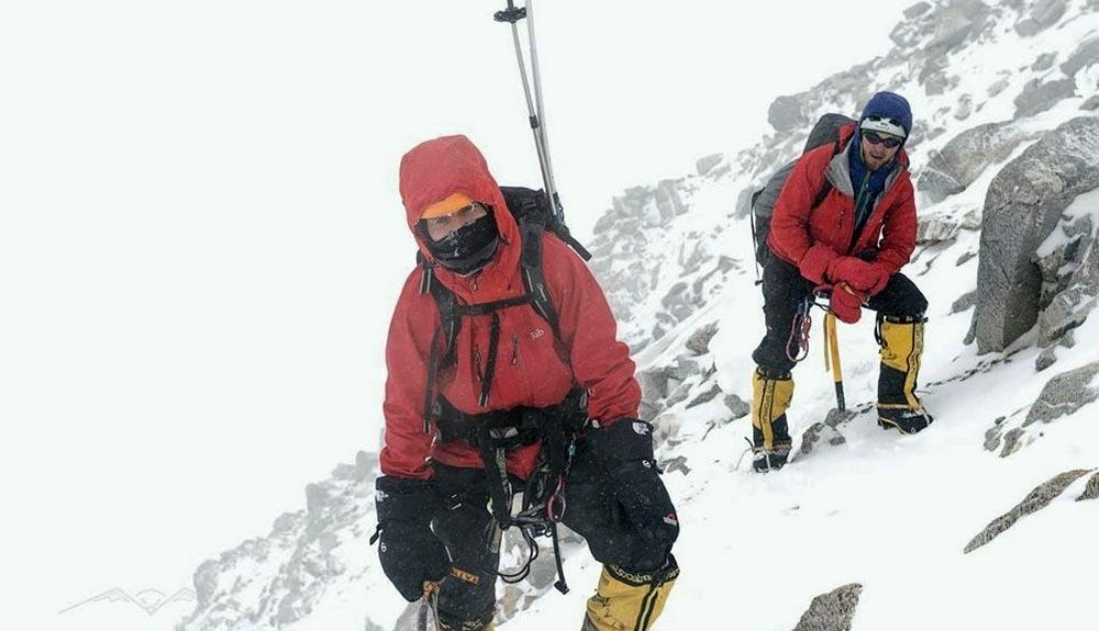 Los polacos se unen al K2 de Alex Txikon