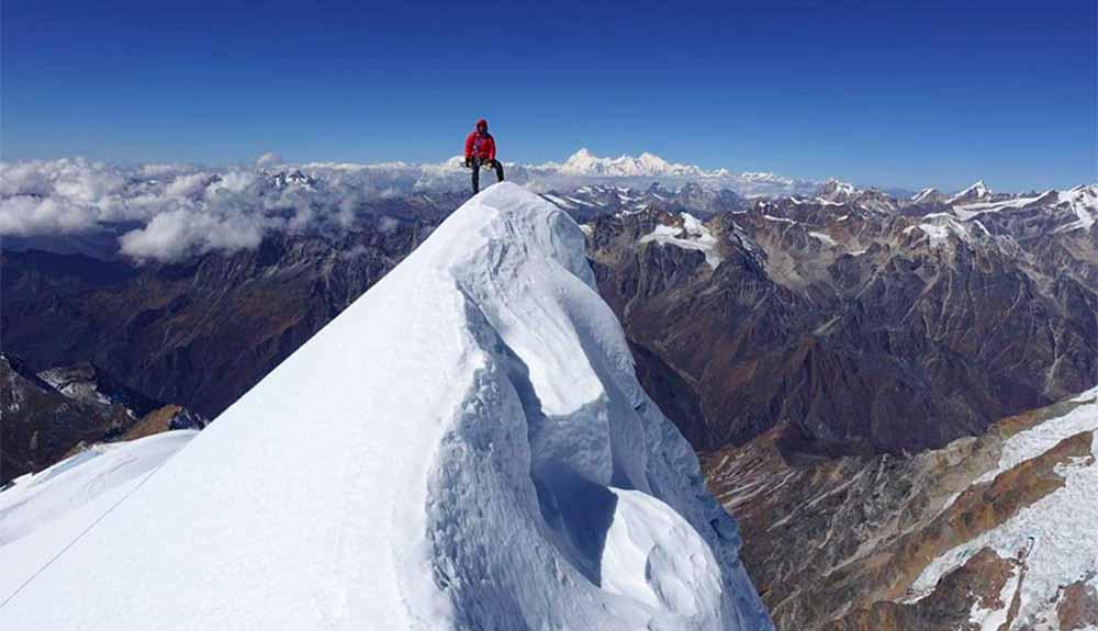 Pioneros en Nepal