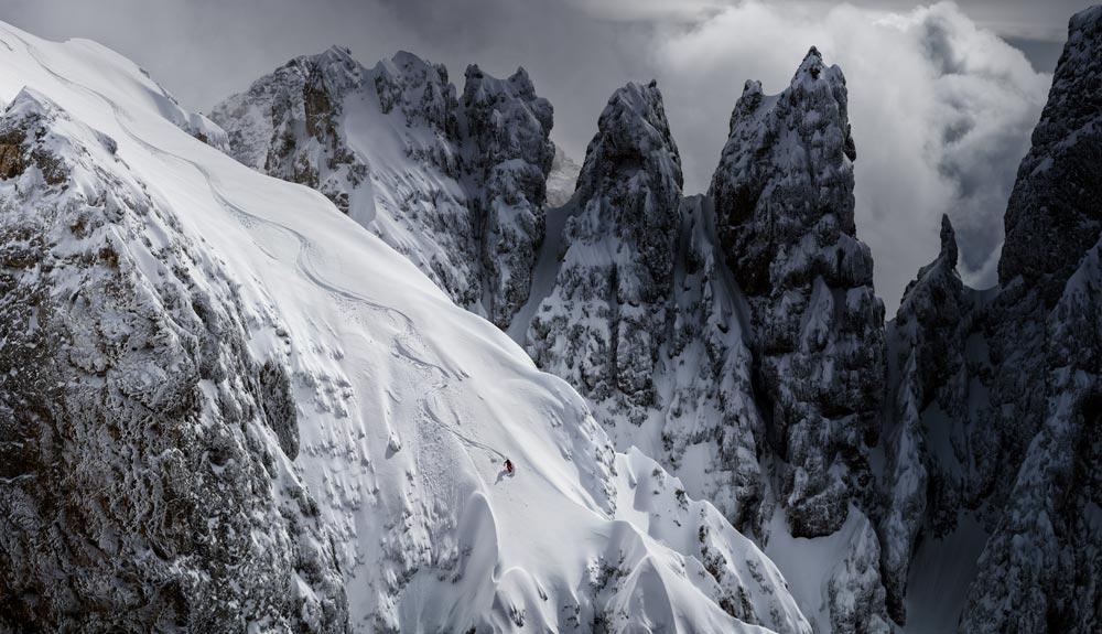 Celebrar las montañas