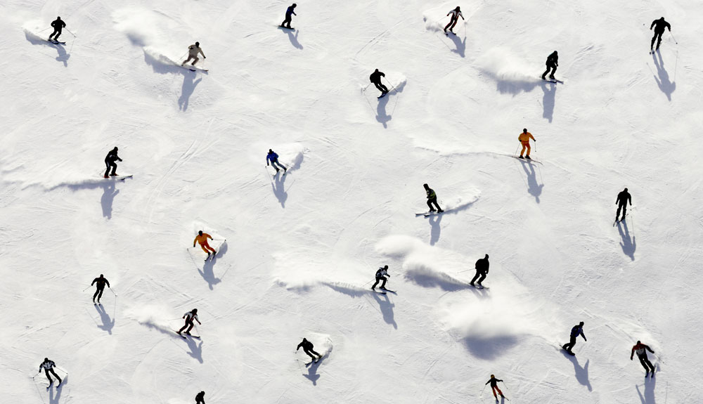 Prevención en pistas de esquí