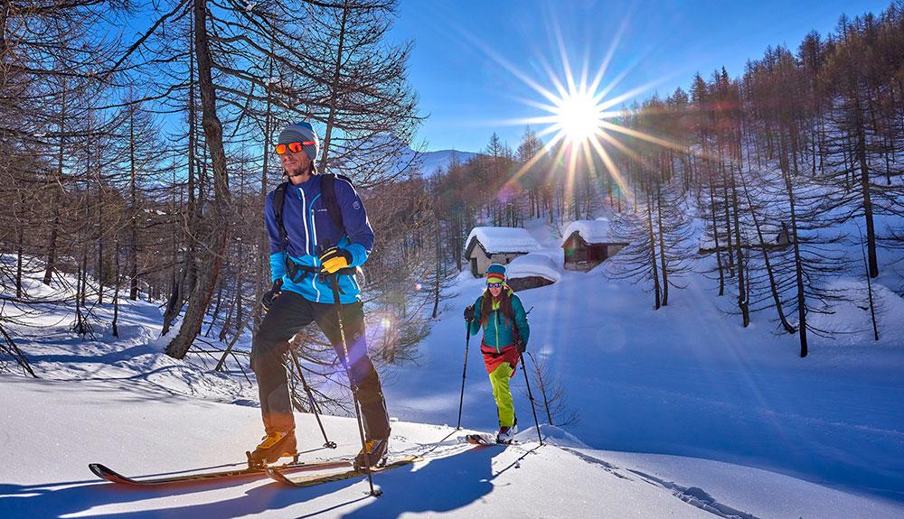 Dos botas para marcar una era en el esquí de montaña
