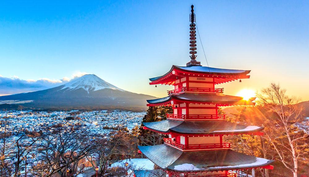 Japón: el país donde nace el sol