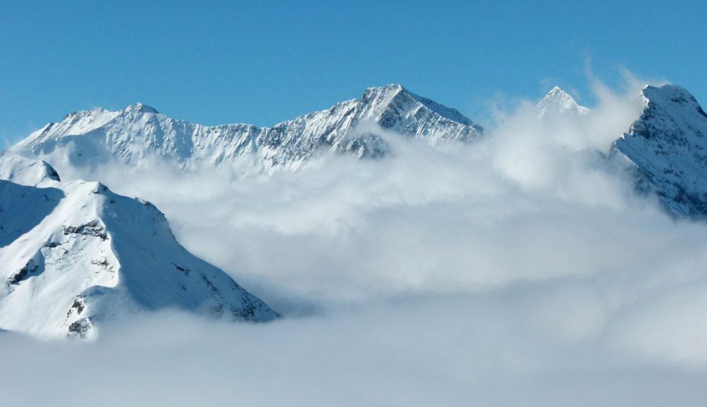 Pyrenees 2 Valles: el Pirineo cercano