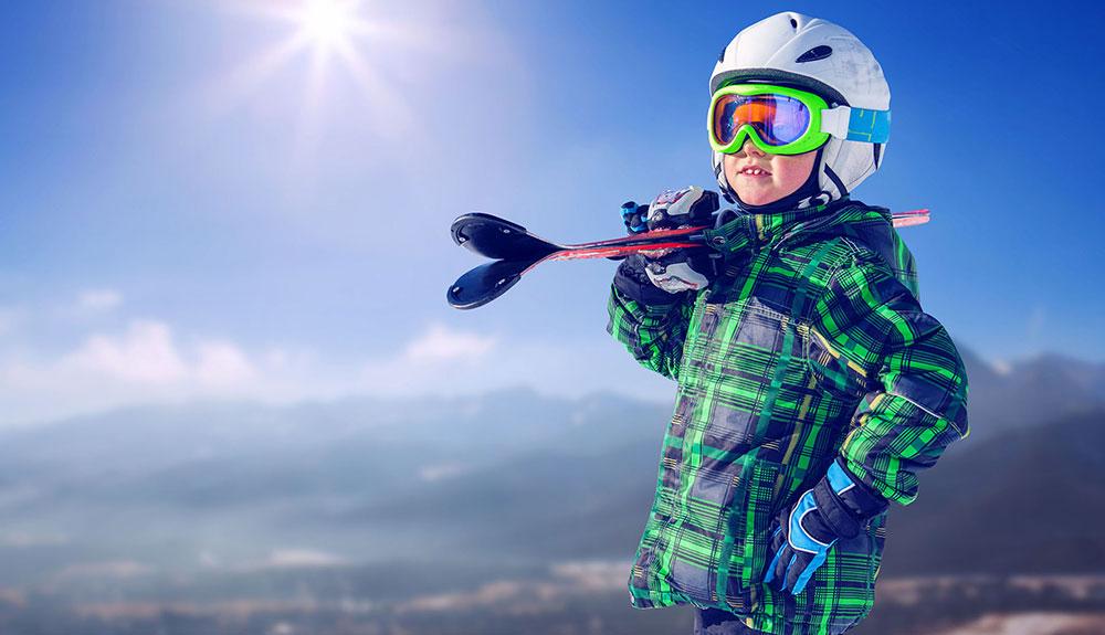 4 estaciones para esquiar en familia