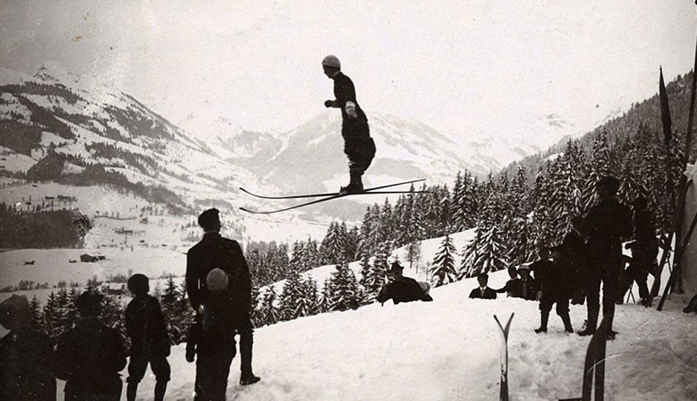 Pioneras del esquí