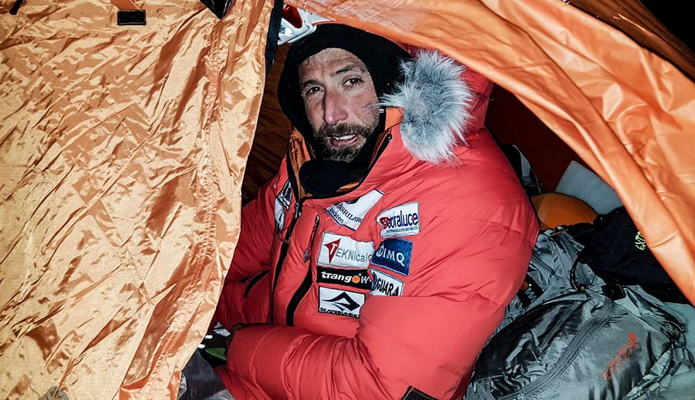 Nunca llueve a gusto de todos en el K2