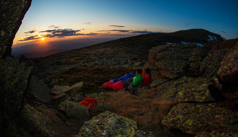 10 cumbres con vivac