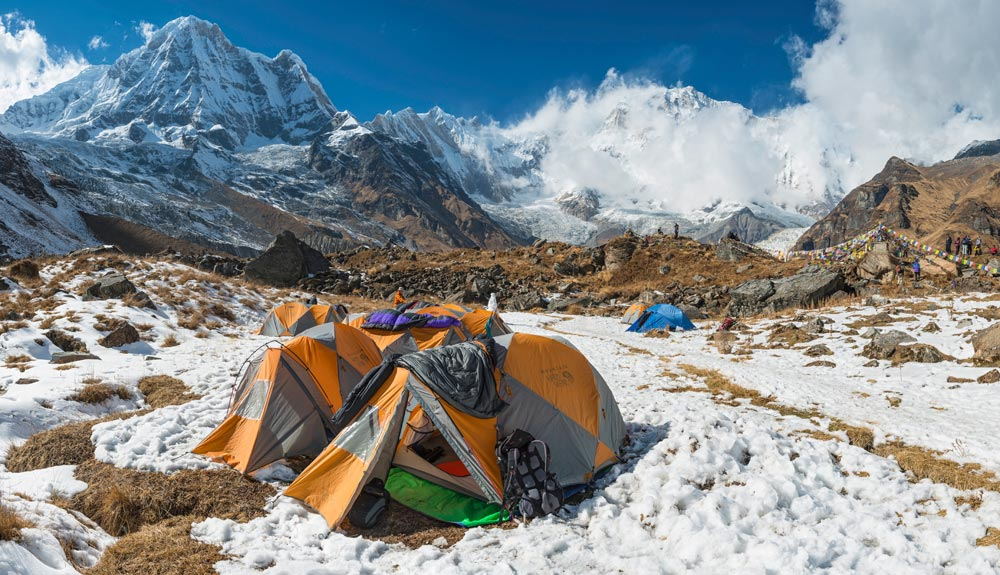 7 trekkings en Nepal