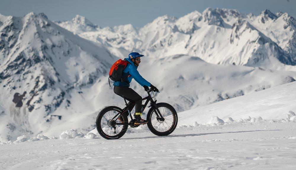 8 templos del fat bike en el Pirineo francés
