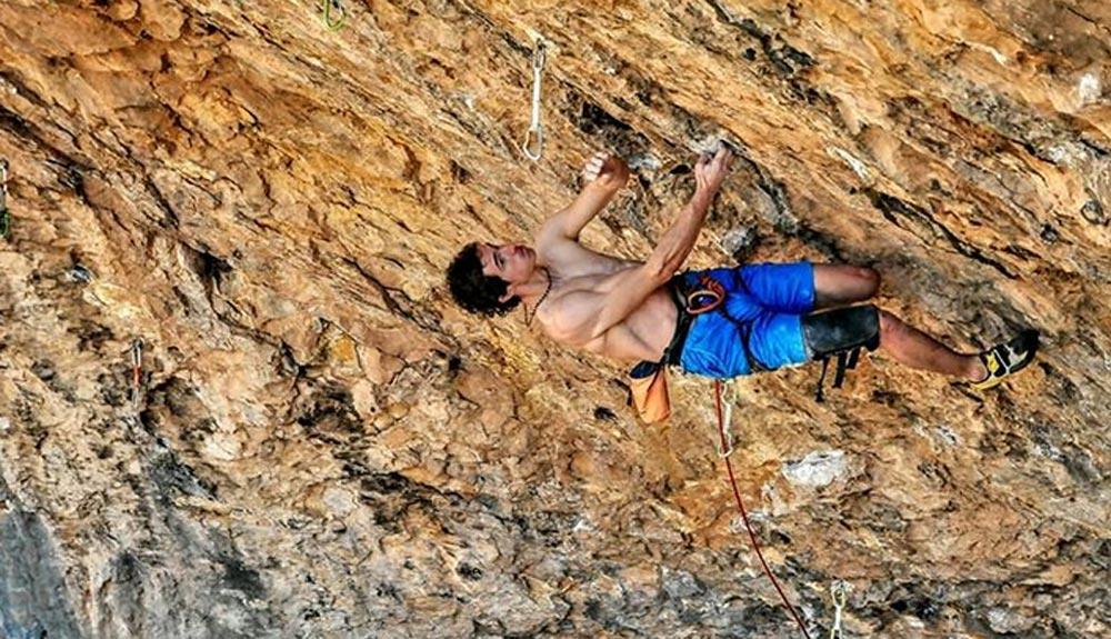 "Adam Ondra repite ""Neanderthal"" (9b)"