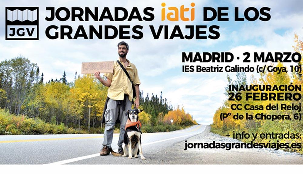 Los Grandes Viajes regresan a Madrid