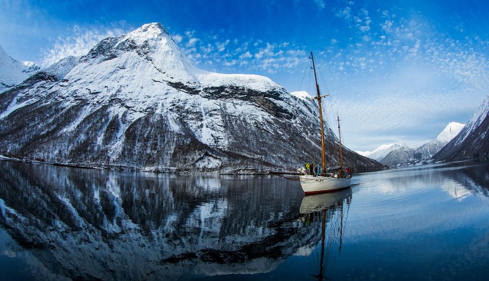 Ski & Sail en los fiordos noruegos