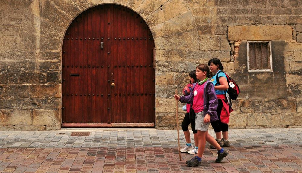 El Camino de Santiago con niños
