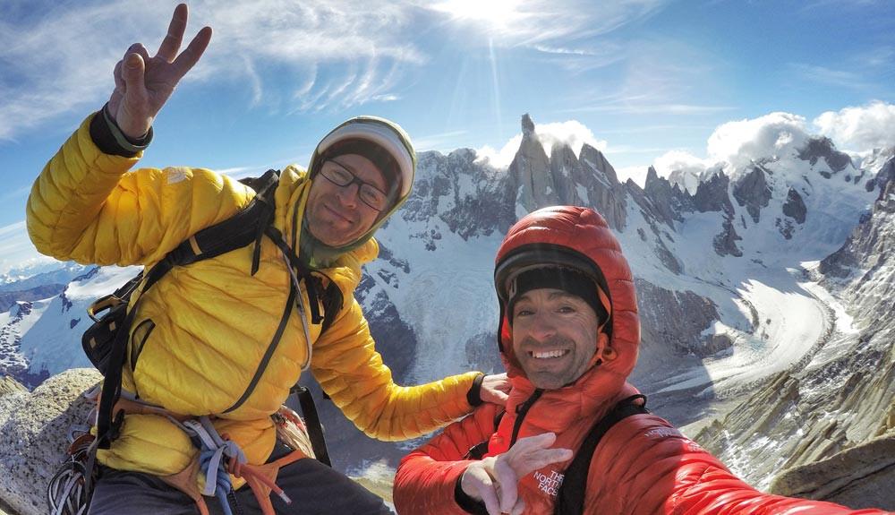 La nueva ruta en Patagonia de los Pou en vídeo