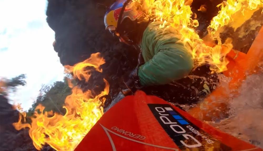 """Rafa Ortiz """"On Fire"""""""