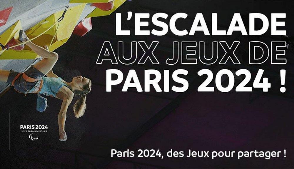 La escalada seguirá siendo Olímpica en París 2024