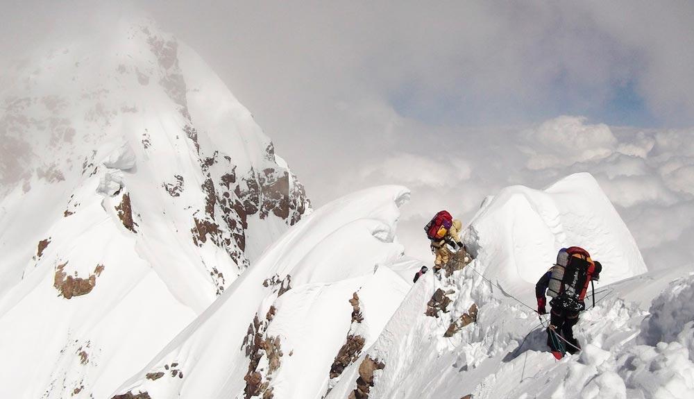 ¿Intento de cima en el Nanga Parbat invernal?