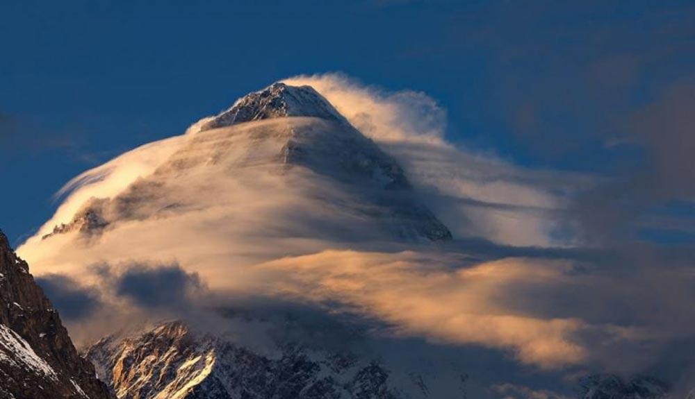 Tocan a retirada en el K2
