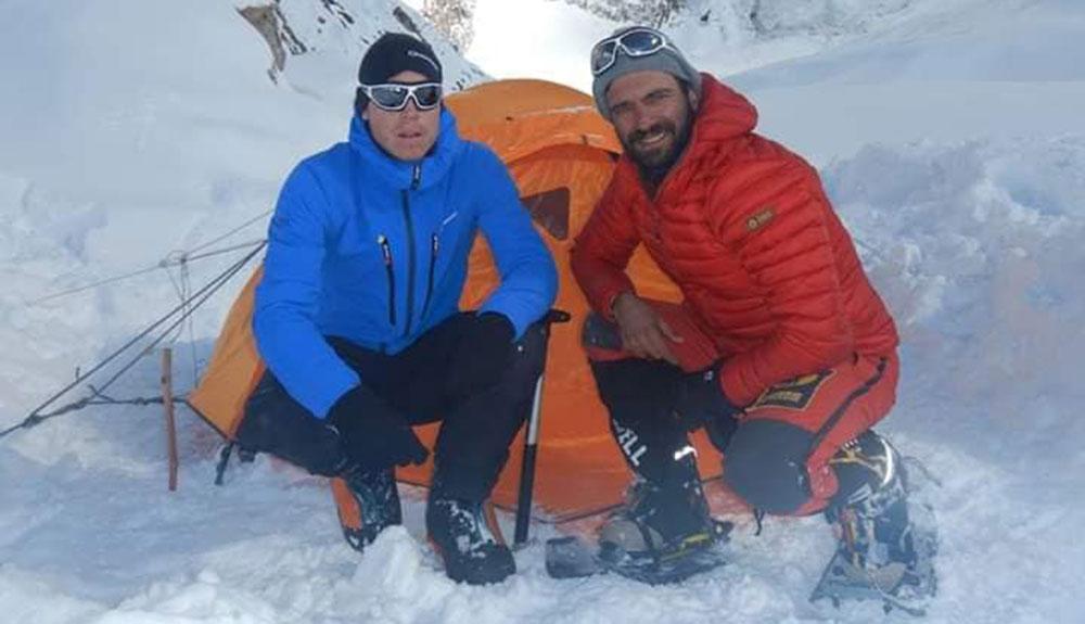 En busca de Nardi y Ballard: desde el K2 al rescate