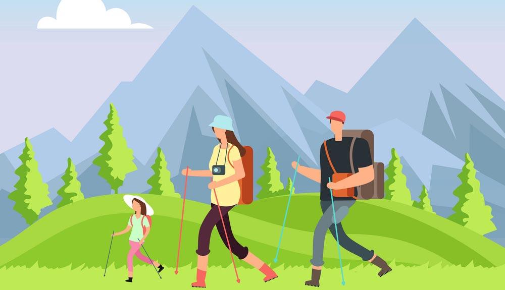5 rutas para ir en familia