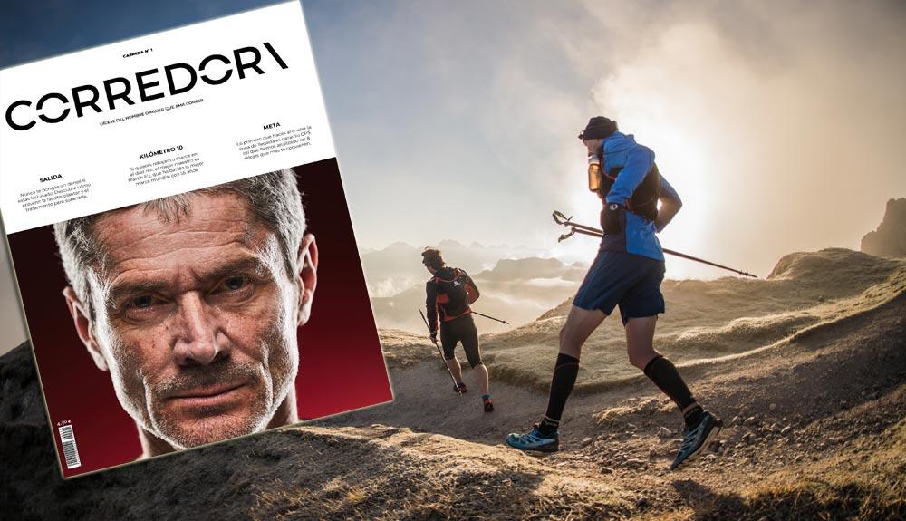 Nace CORREDOR\, una revista hecha por y para corredores