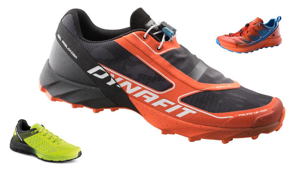 Calzado para un trail running más ligero