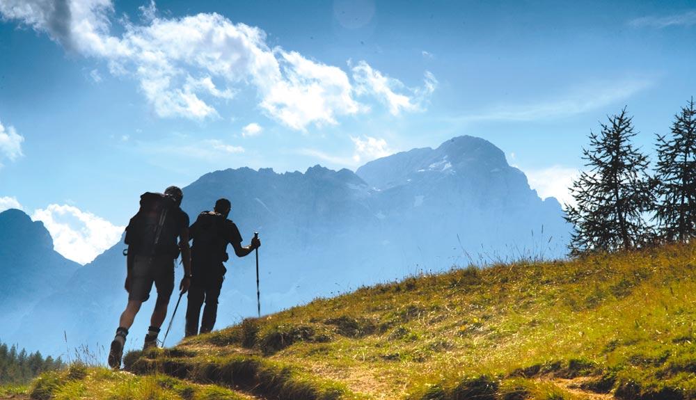 4 grandes rutas de trekking por Austria