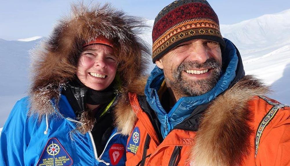 Dupre y Marceu firman la primera invernal del Mount Wood