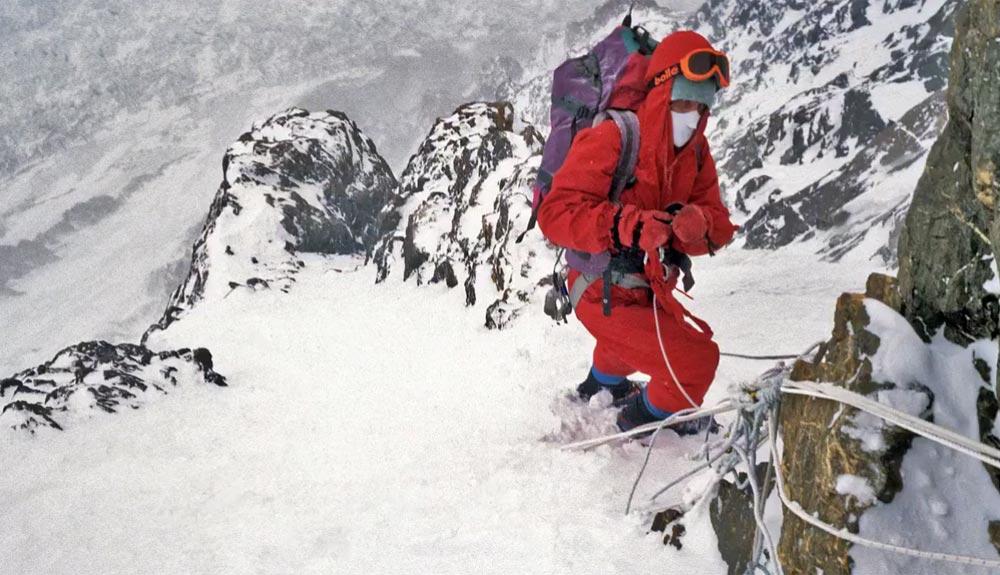 Imágenes originales de la primera expedición invernal al K2