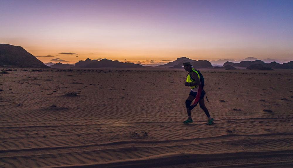 El mes del running en Jordania