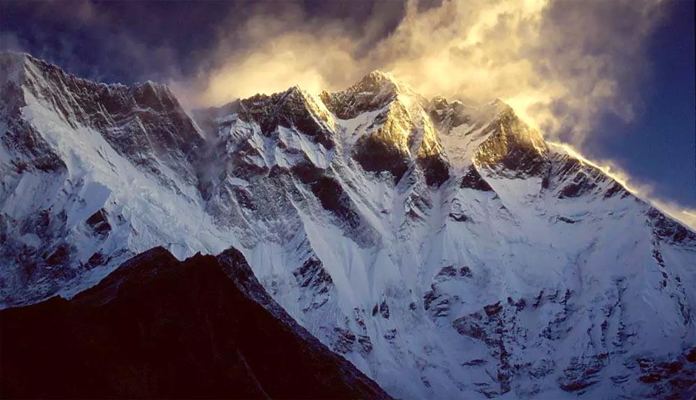 Tras los pasos de Kukuczka en la Sur del Lhotse