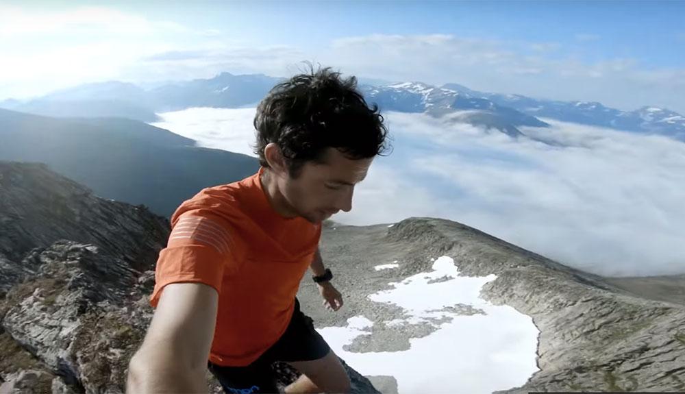 Corriendo por Noruega con Kilian Jornet