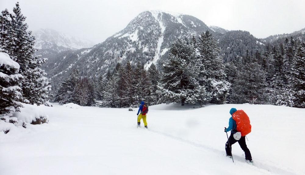 Skimo: Alta Ruta de los Pirineos