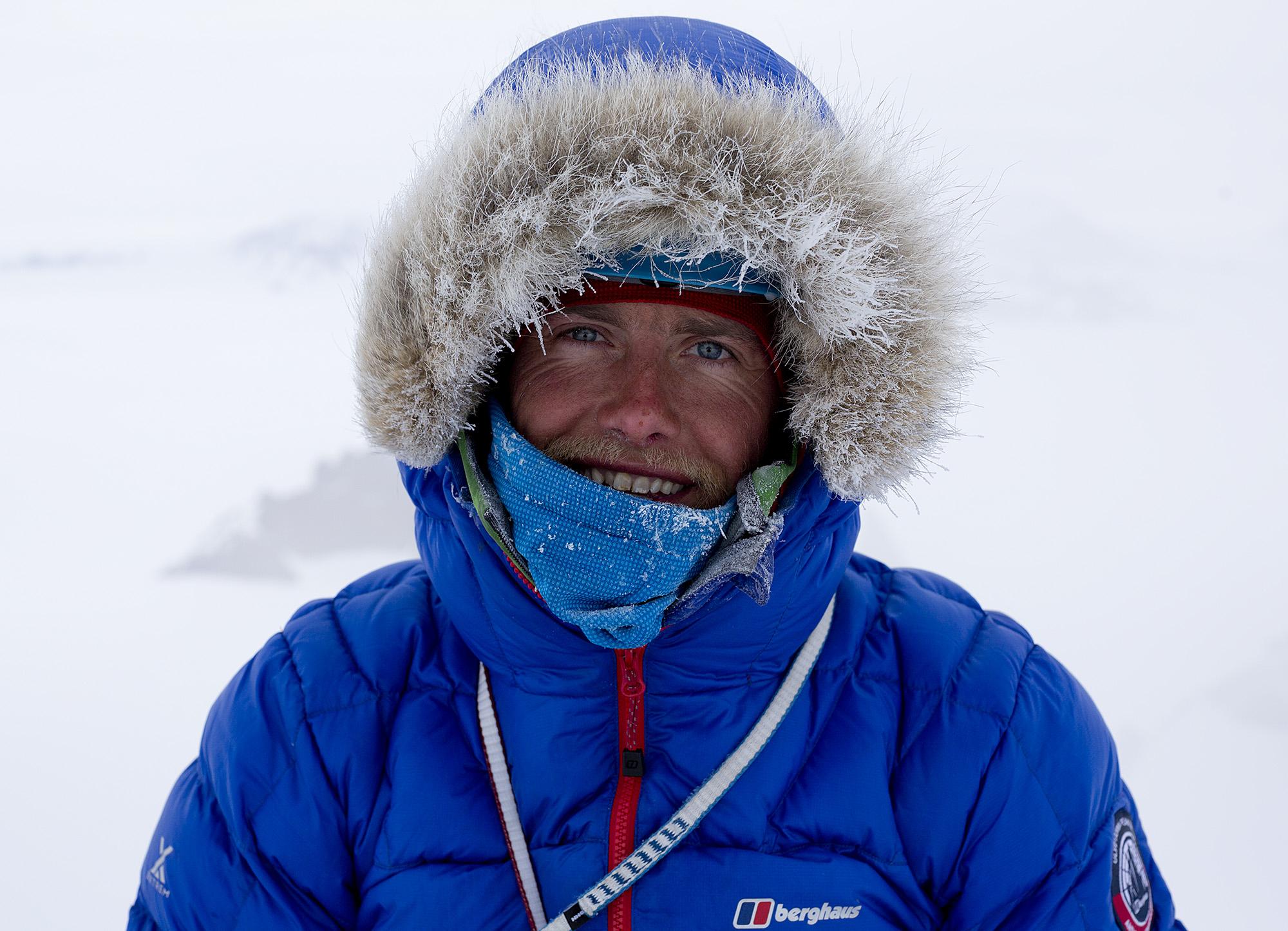 Leo Houlding y la montaña más remota de la tierra