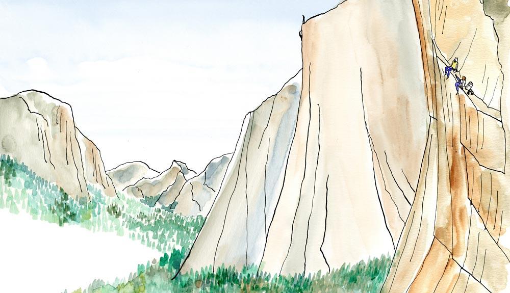 Yosemite, aquellos maravillosos años