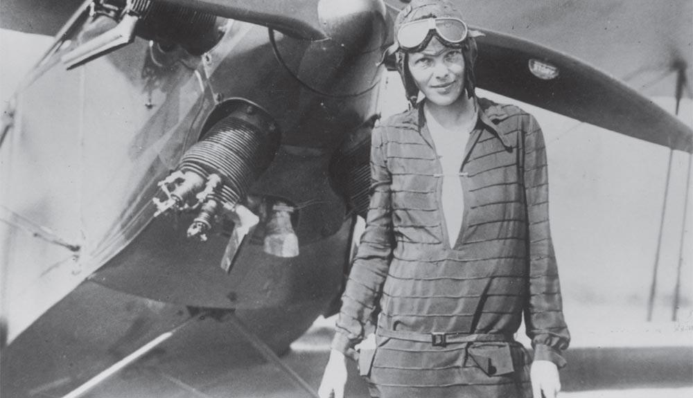 El puzzle de Amelia Earhart