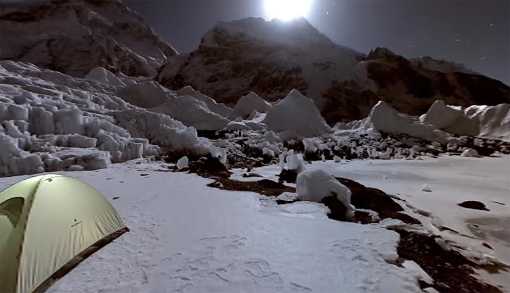 La escalada del Everest en realidad virtual