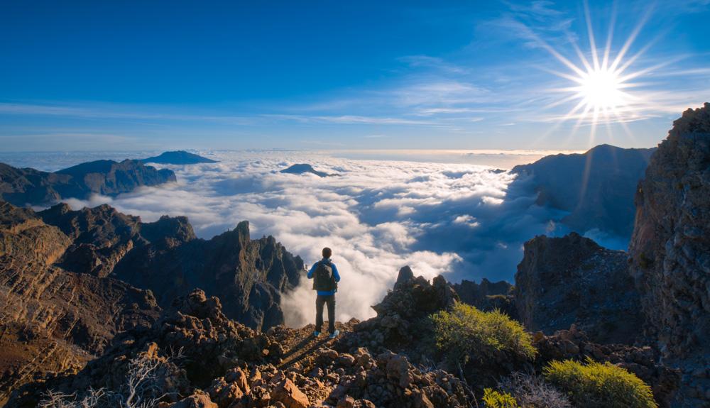La Palma: epicentro del senderismo