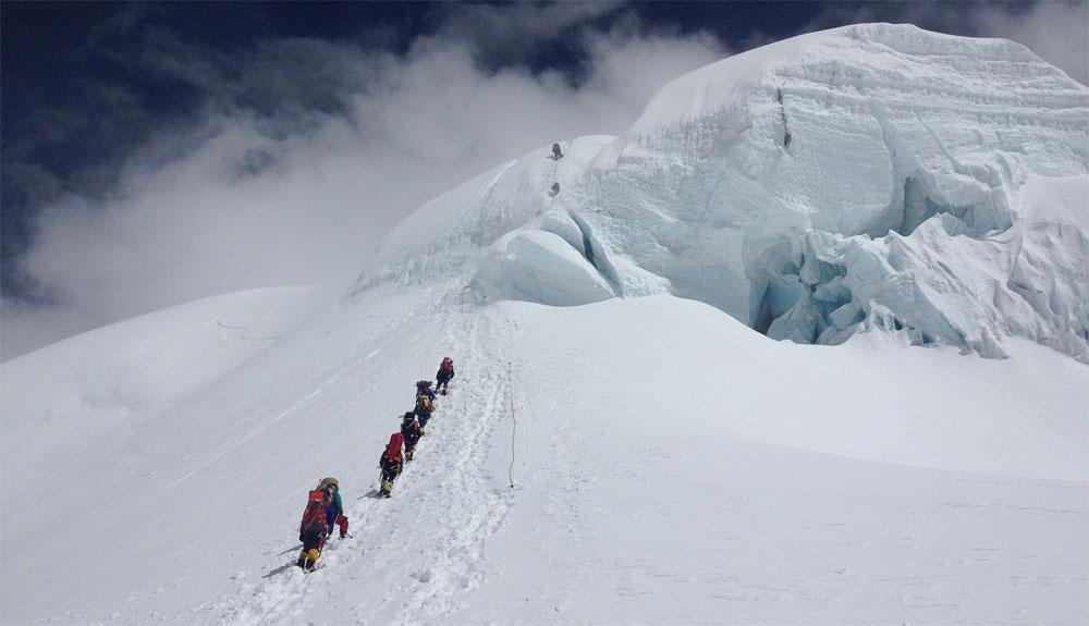 Fallece un sherpa en el Cho Oyu