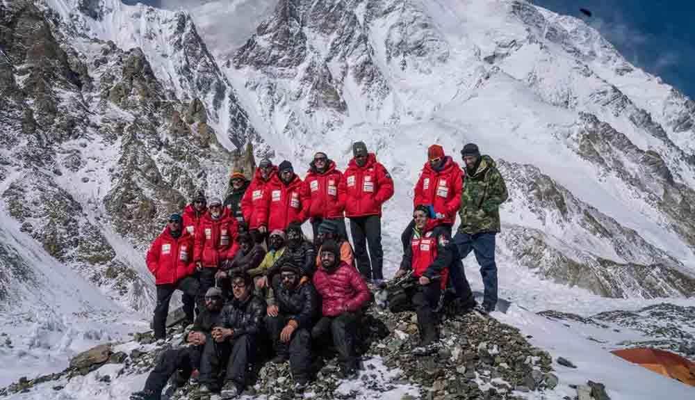 Los polacos no irán al K2 este invierno