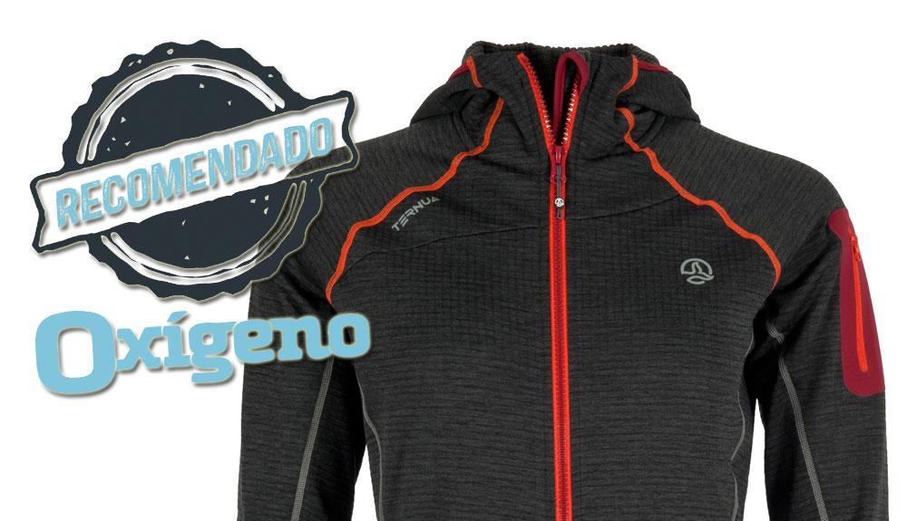 Una chaqueta 100% sostenible